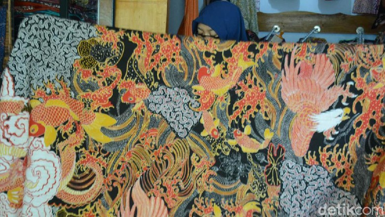 buat seragam batik